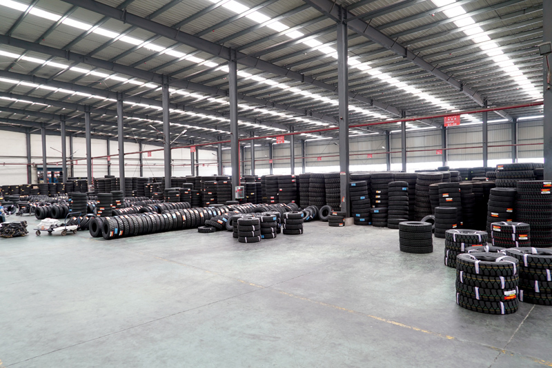 Aulice Tires  in Warehouse.JPG