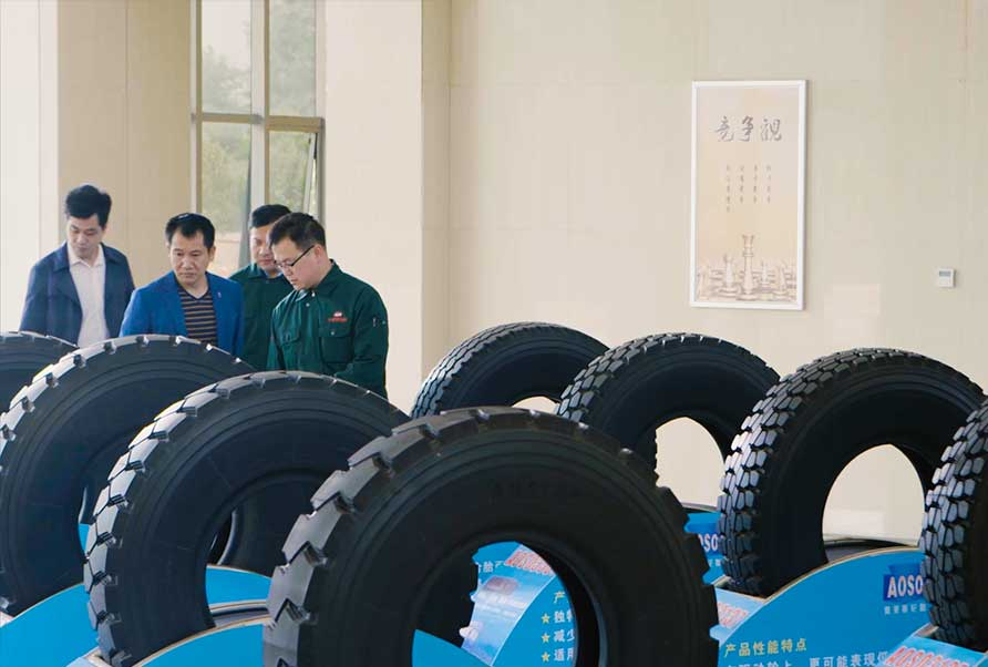 Knowledge about Heavy Truck Tyre Pattern