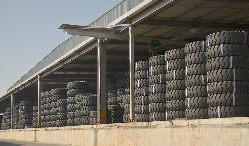 Forming Process of All Steel Radial Tire